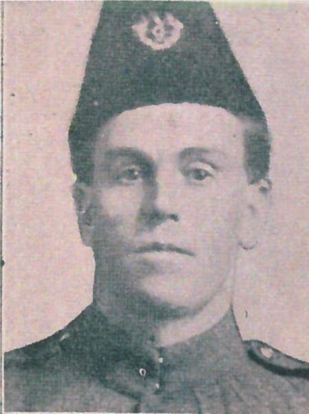 Private John Hardie