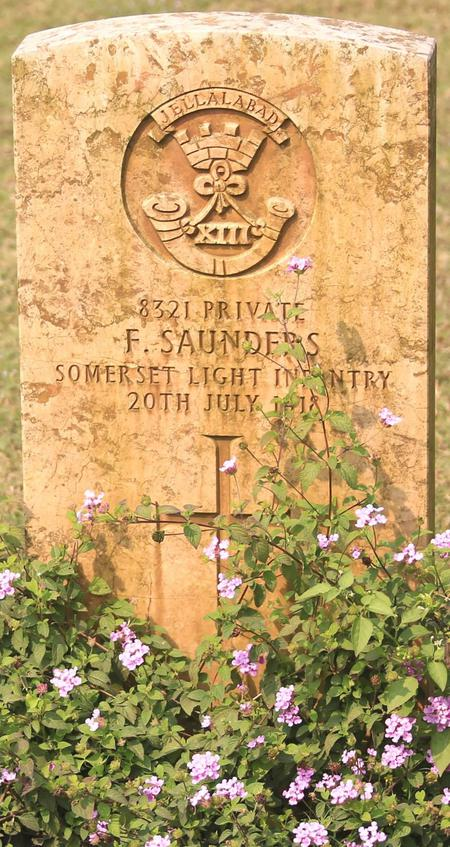 Profile picture for Frederick Saunders