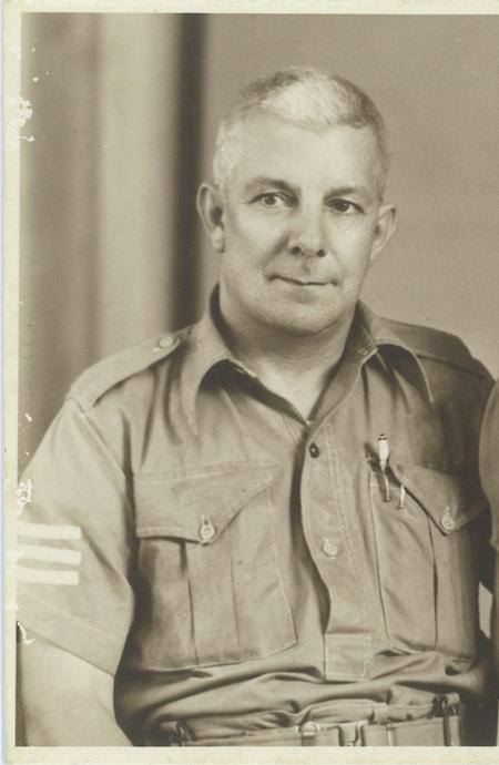 Profile picture for Wilfred Arthur Suter Chaillon