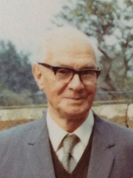 Ball, William Harold in 1972