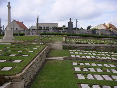 Wimereux Communal Cemetery, Pas de Calais 2
