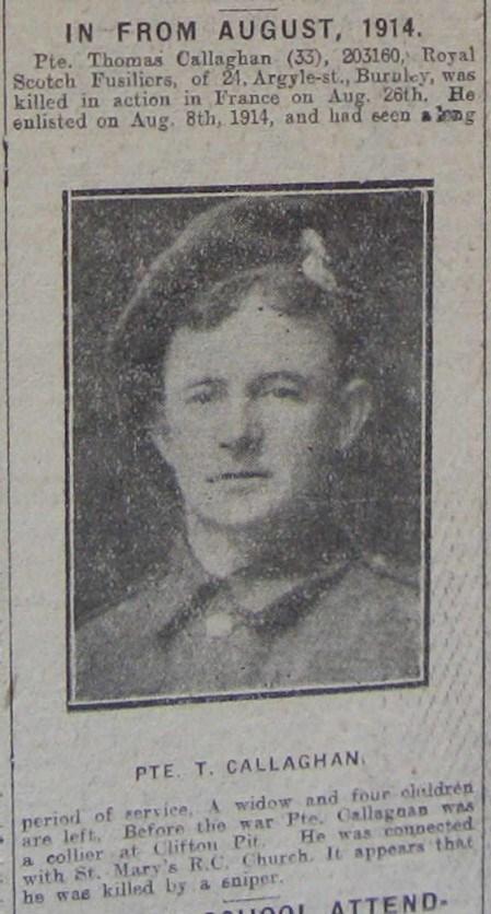 Burnley Express - 21st September 1918