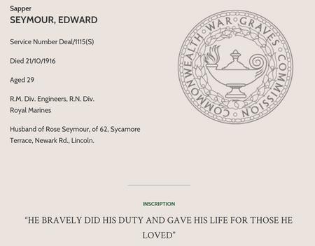 Profile picture for Edward Seymour