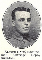 Profile picture for Alfred Hale