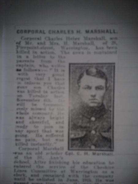 Profile picture for Charles Marshall