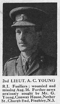 Profile picture for Arthur Conway Young