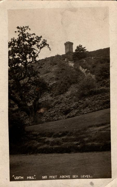 Leith Hill - A day out Cecil and Dolly 16 May 1915