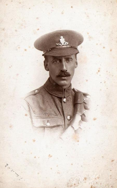 Profile picture for Cecil Godfrey Bernard Kelly