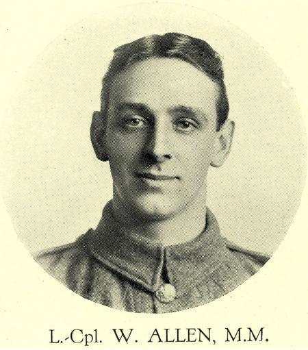 Profile picture for William Allen
