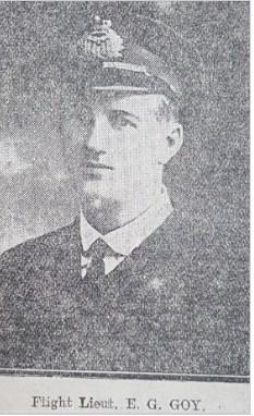 Portrait Of E. G. Goy