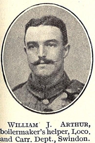 Profile picture for William James Arthur