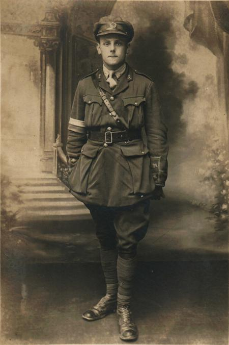 Profile picture for Gordon Ranulf John Watkins Pitchford