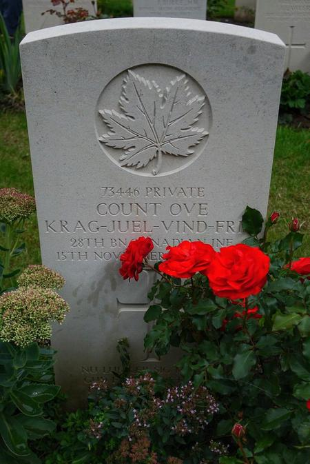 Profile picture for Count Ove Krag-Juel-Vind-Frijs