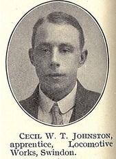 Profile picture for Cecil William Treen Johnston