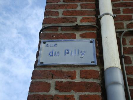 Rue du Pilly, Herlies, Nord