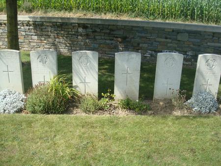 Bailleul Road East Cemetery