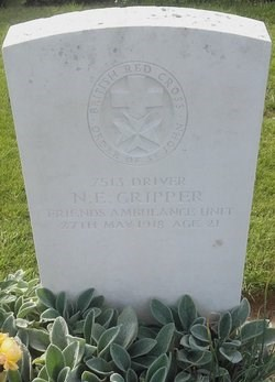 Profile picture for Norman Edward Gripper