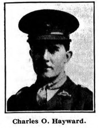 Profile picture for Charles Oswald Hayward
