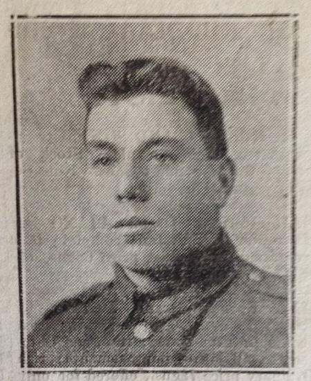 Profile picture for Ernest Victor Marshall