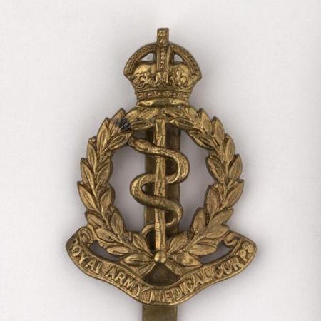 Royal Army Medical Corps © IWM (INS 8067)