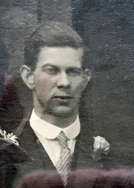 Profile picture for Arthur Sydney Halsey