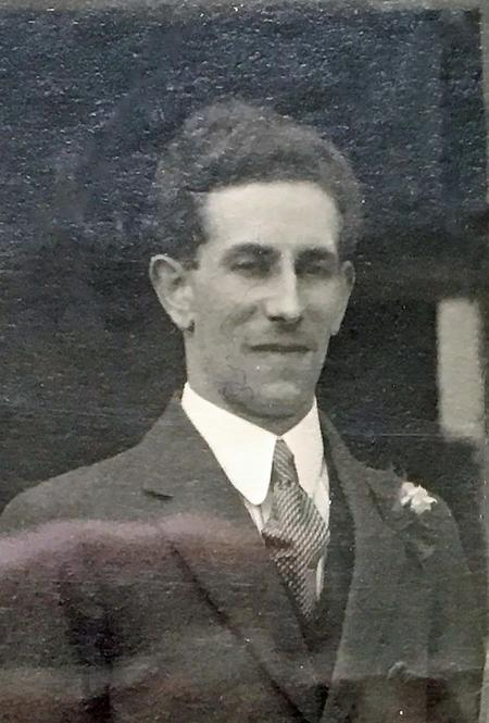 Profile picture for William Bernhard Halsey