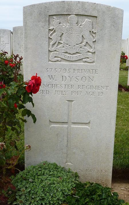 Profile picture for Walter Dyson