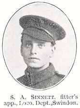 Profile picture for Sidney Arthur Sinnett