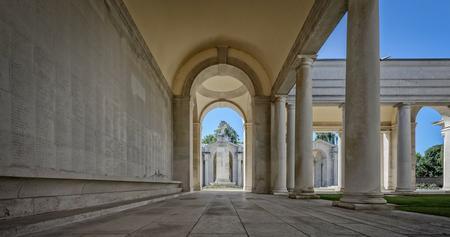 Faubourg d'Amiens Memorial Cemetery, Arras, France