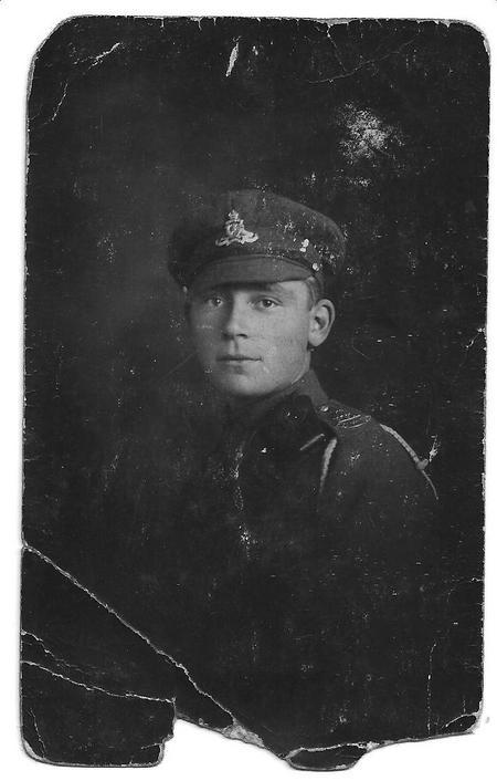 Profile picture for Frederick William Tomlinson