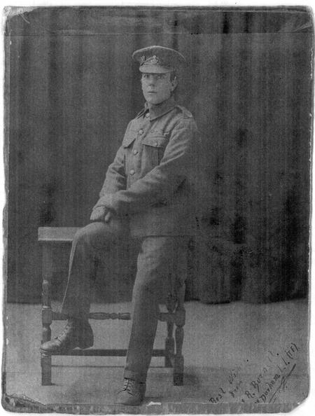 Robert Burnett circa 1915