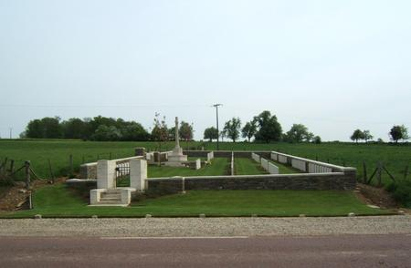 Montreuil-Aux-Lions Military Cemetery France