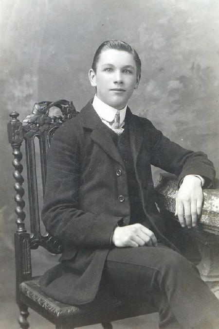 Profile picture for Charles William Love