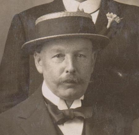 Profile picture for Robert George T Carrodus