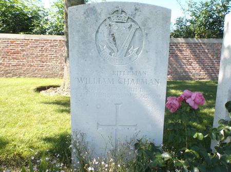 Profile picture for William Chapman