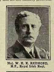 Profile picture for William Hoey Kearney Redmond, M.p.