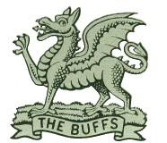 East Kent Regiment, The Buffs
