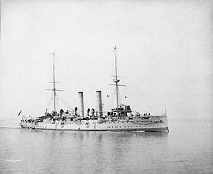HMS Crescent