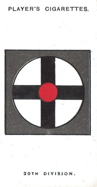 20th Division Badge