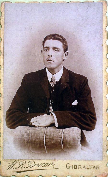 Profile picture for Arthur Edwin Clement
