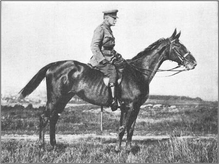 Haig the Horseman
