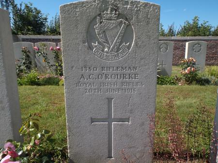 Profile picture for Alfred Cornelius O'rourke