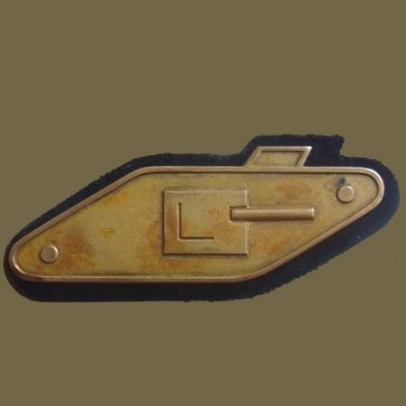 Tank Corps sleeve badge