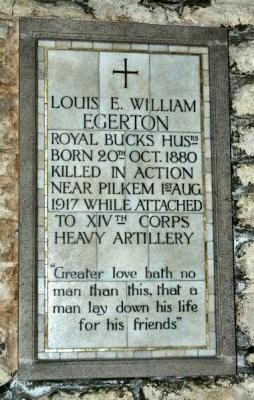 Profile picture for Louis Edwin William Egerton