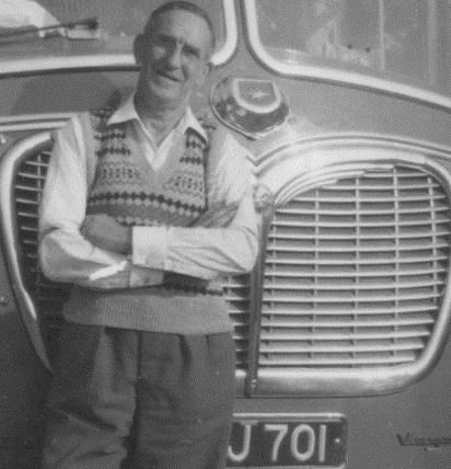 Alfred Green circa 1955