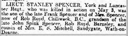 Yorkshire Post and Leeds Intelligencer 1917
