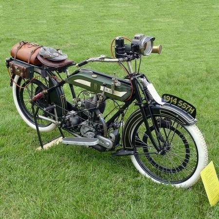 BSA 500cc 1914