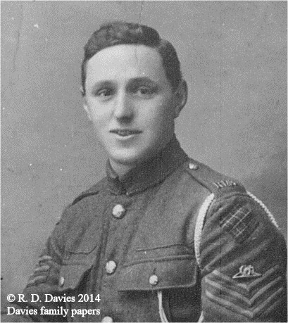 Profile picture for Cecil Henry Evans