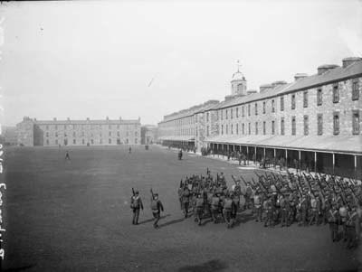 Richmond Barracks