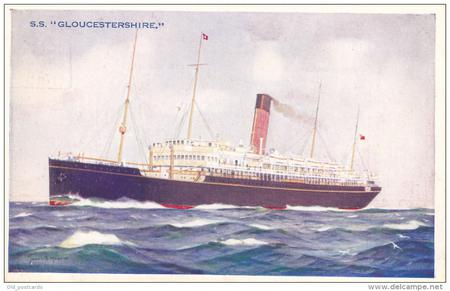 SS Gloucestershire